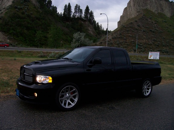 jiggger 2005 dodge ram srt 10 specs photos modification info at cardomain. Black Bedroom Furniture Sets. Home Design Ideas