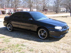 DARKSYDE22s 1998 Chevrolet Malibu