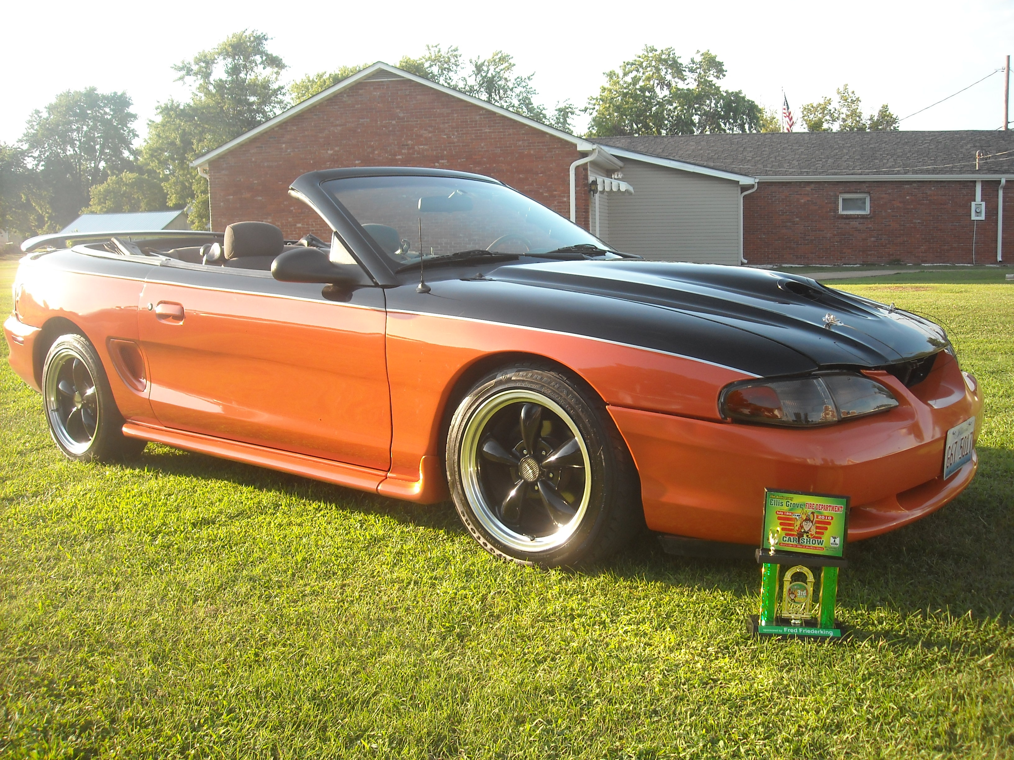 Another StreetSierra 1996 Ford Mustang post... - 11018235