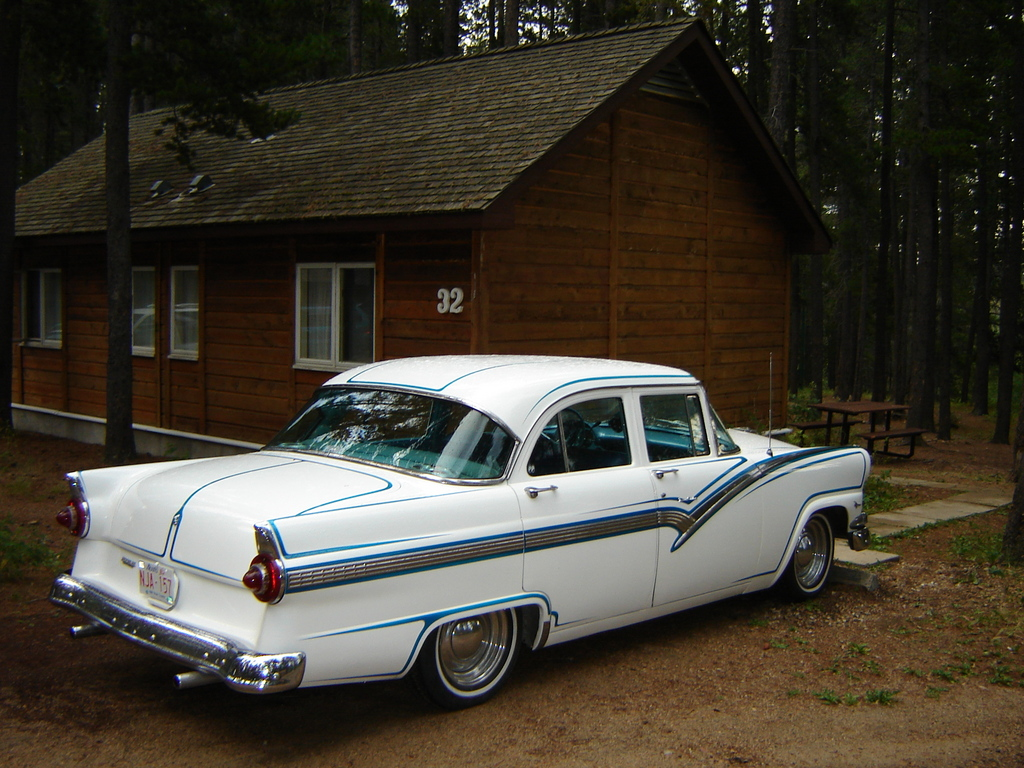 myhot56kustom 1956 ford fairlane specs photos. Black Bedroom Furniture Sets. Home Design Ideas