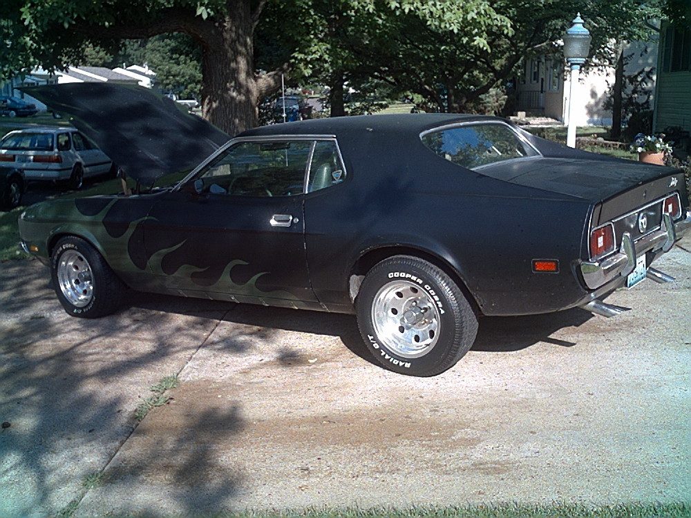 rmhall72 1972 Ford Mustang 11020509