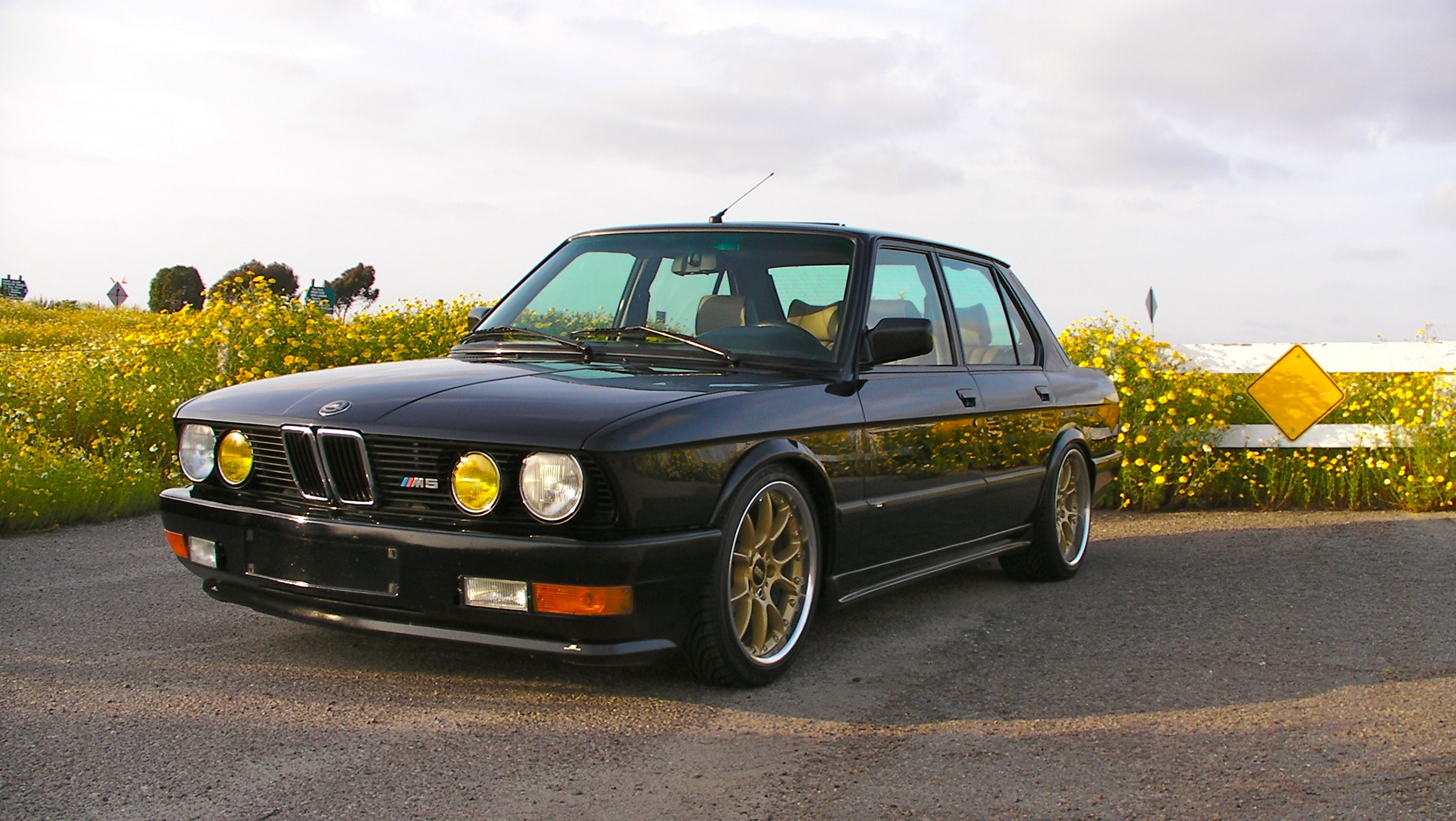 Another REALM BMW M Post Photo - 1988 bmw m5