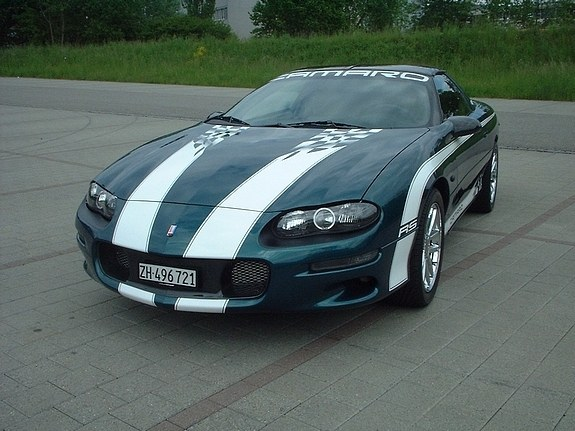 Another swiss35thle 2002 Chevrolet Camaro post... - 11023144