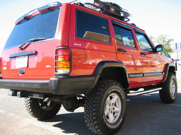 Another jebzter 1998 Jeep Cherokee post... - 11021731