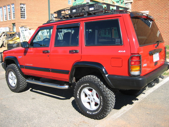 Another jebzter 1998 Jeep Cherokee post... - 11021732