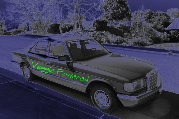 Another 300SDVEGMOBILE 1984 Mercedes-Benz S-Class post... - 11173784
