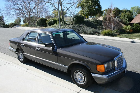 Another 300SDVEGMOBILE 1984 Mercedes-Benz S-Class post... - 11173785