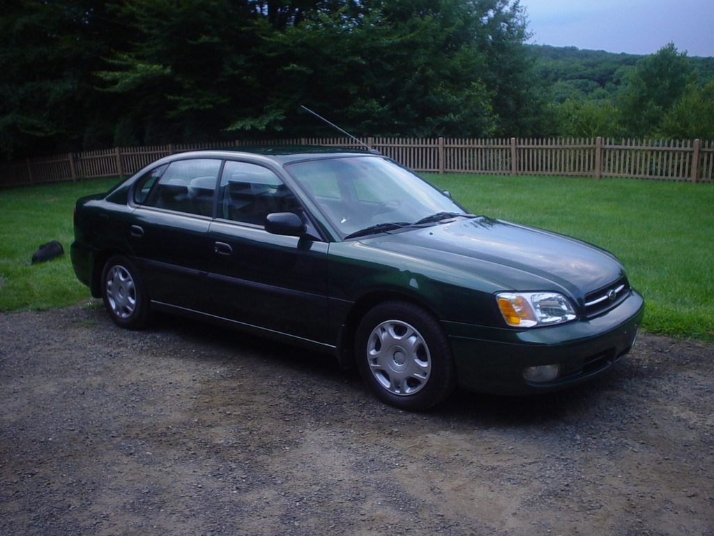 Another jkiyak 2001 Subaru Legacy post... - 11023492