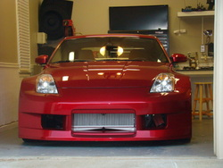 Red_Z33s 2004 Nissan 350Z