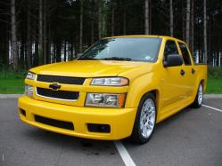 Cool_Rod 2006 Chevrolet Colorado Crew Cab