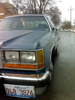 Cliffs_LTDVIC 1987 Ford LTD Crown Victoria