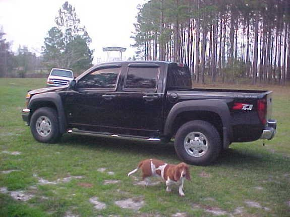 chevydude07 39 s 2007 chevrolet colorado regular cab in lake butler fl. Black Bedroom Furniture Sets. Home Design Ideas