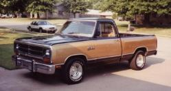 mopar2ya86s 1986 Dodge D150 Regular Cab
