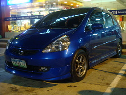 hibernate112s 2005 Honda Jazz