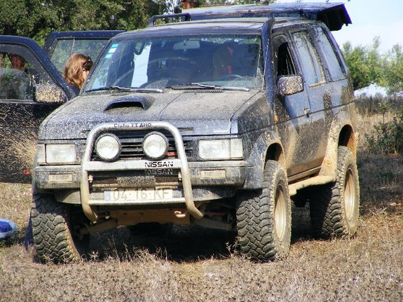 Another CrazzyMax 1991 Nissan Terrano post... - 11027462