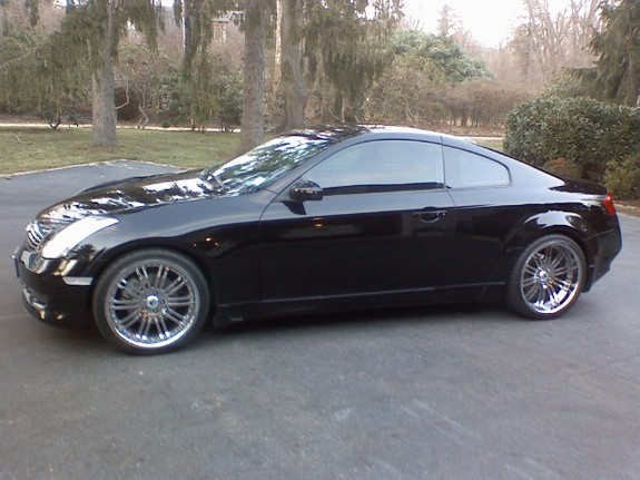 blackg35magic 39 s 2006 infiniti g in ocean townshp nj. Black Bedroom Furniture Sets. Home Design Ideas
