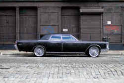 CountyofKingss 1968 Lincoln Continental