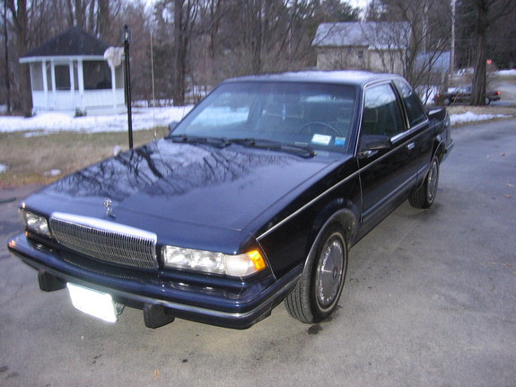 tophercheese 39 s 1993 buick century in diamond point ny. Black Bedroom Furniture Sets. Home Design Ideas