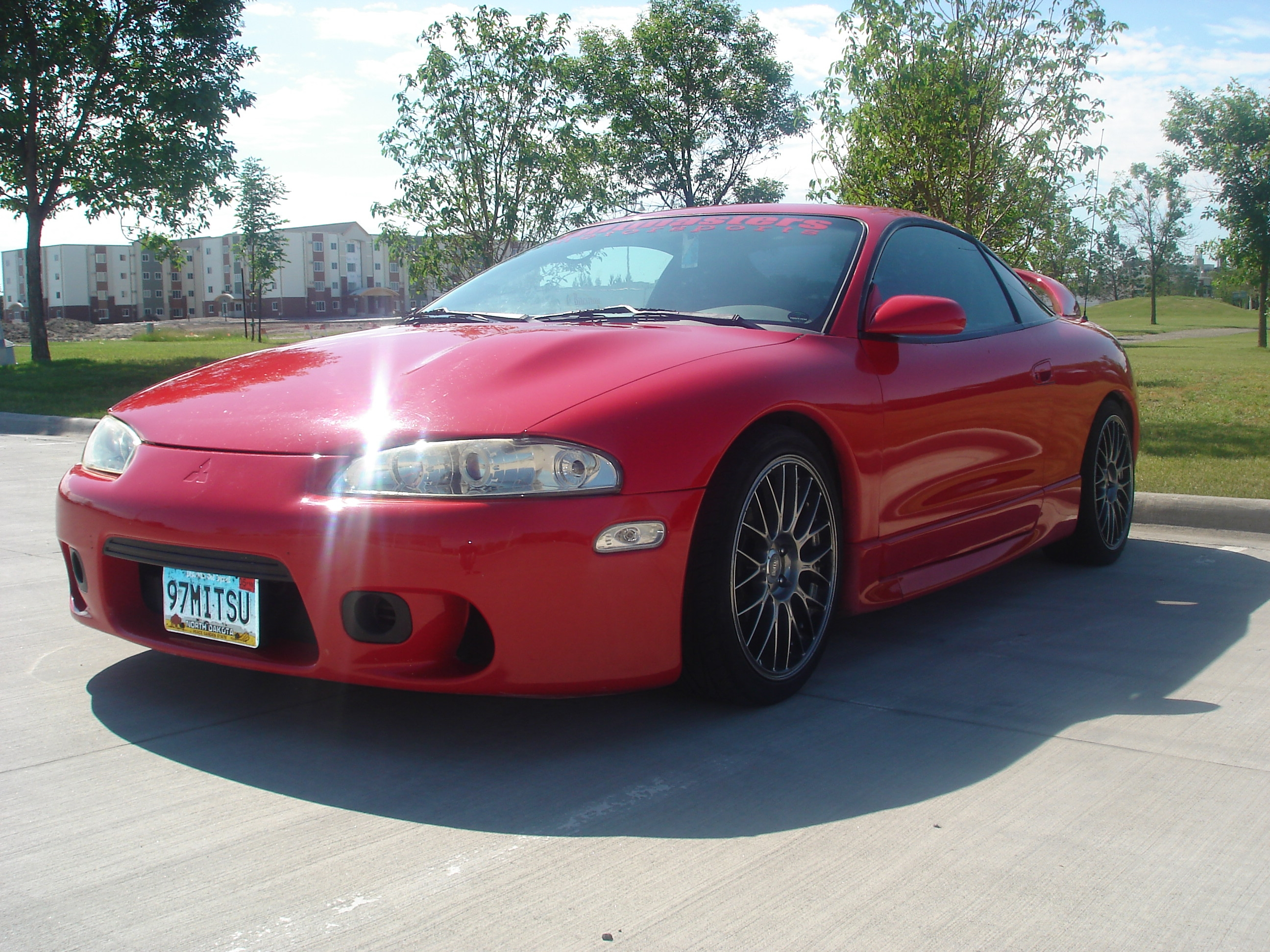 stringermitsu's 1997 Mitsubishi Eclipse in Grand Forks, ND
