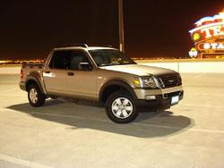 brattlovesmonkeys 2008 Ford Explorer Sport Trac