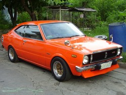 Rider0nTheSt0rms 1975 Toyota Corolla