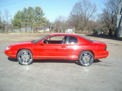 Livegorillas 1995 Chevrolet Monte Carlo