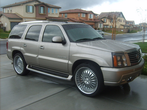 Another betonthis1 2003 Cadillac Escalade post... - 11035365