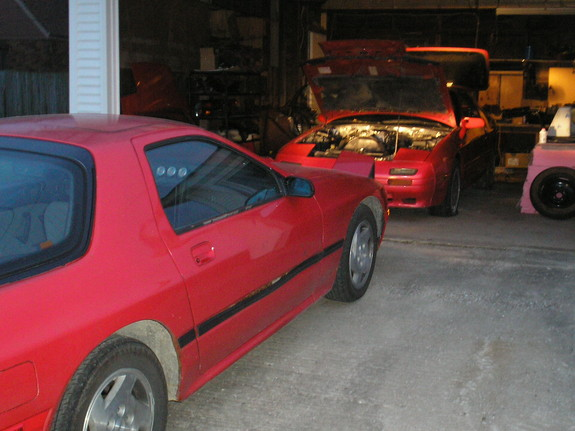 Another 837G2rallyameric 1987 Mazda RX-7 post... - 11035769