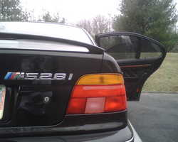 M528is 1999 BMW 5 Series