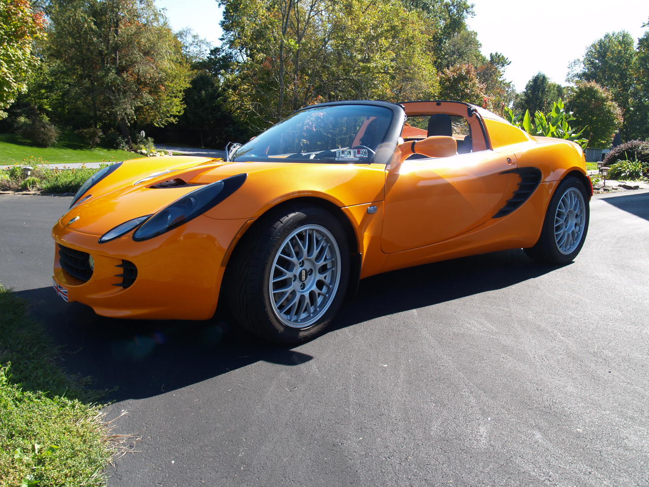 brucelise 39 s 2005 lotus elise in south east pa. Black Bedroom Furniture Sets. Home Design Ideas