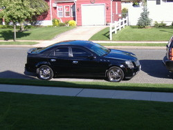 LaXbOy1189s 2003 Cadillac CTS