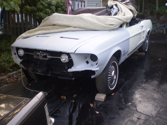 71steed 1967 Ford Mustang