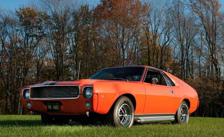 Another 7297172 1969 AMC AMX post... - 11071004