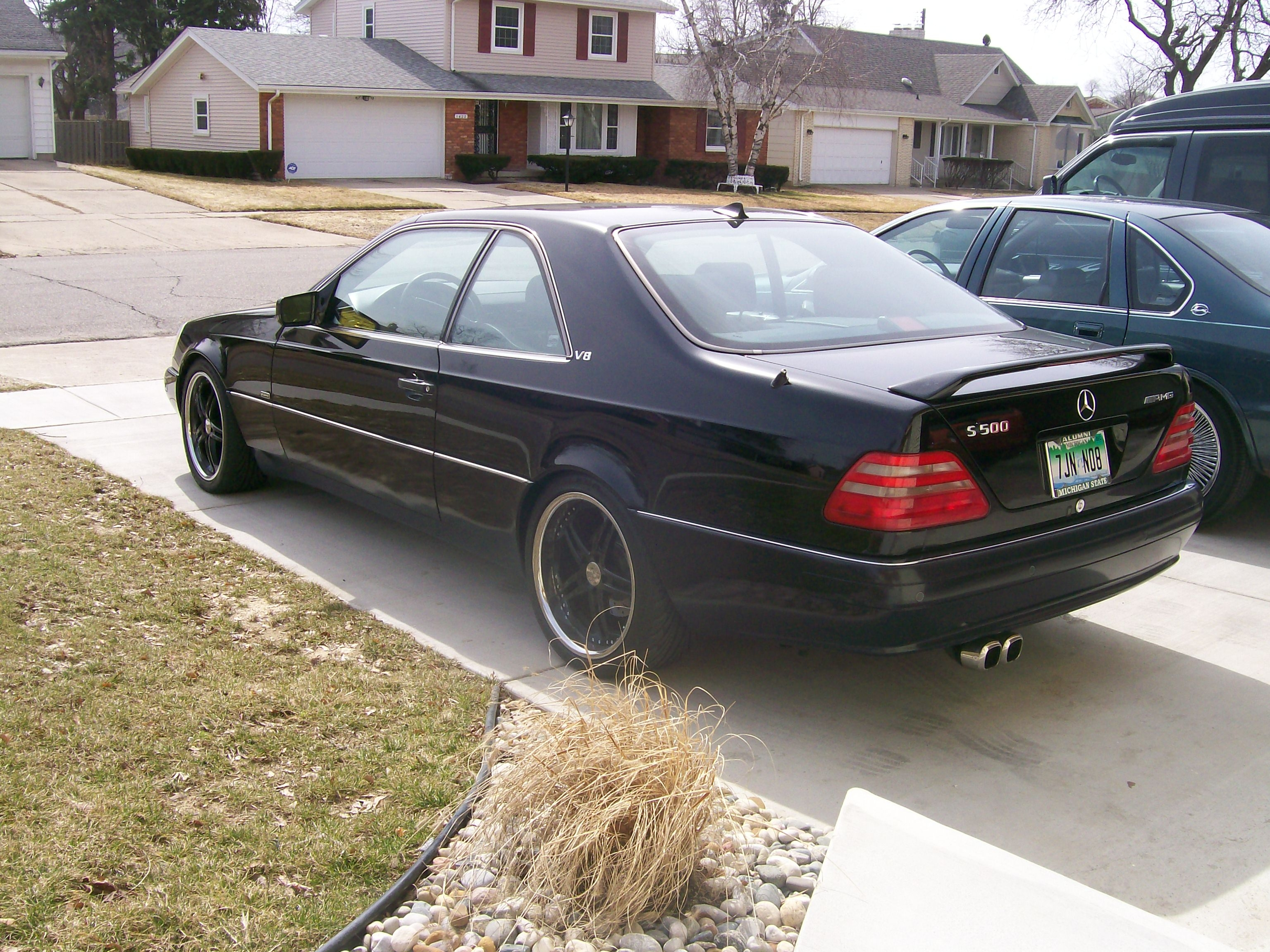 Another boadysride 1997 Mercedes-Benz S-Class post... - 11585204
