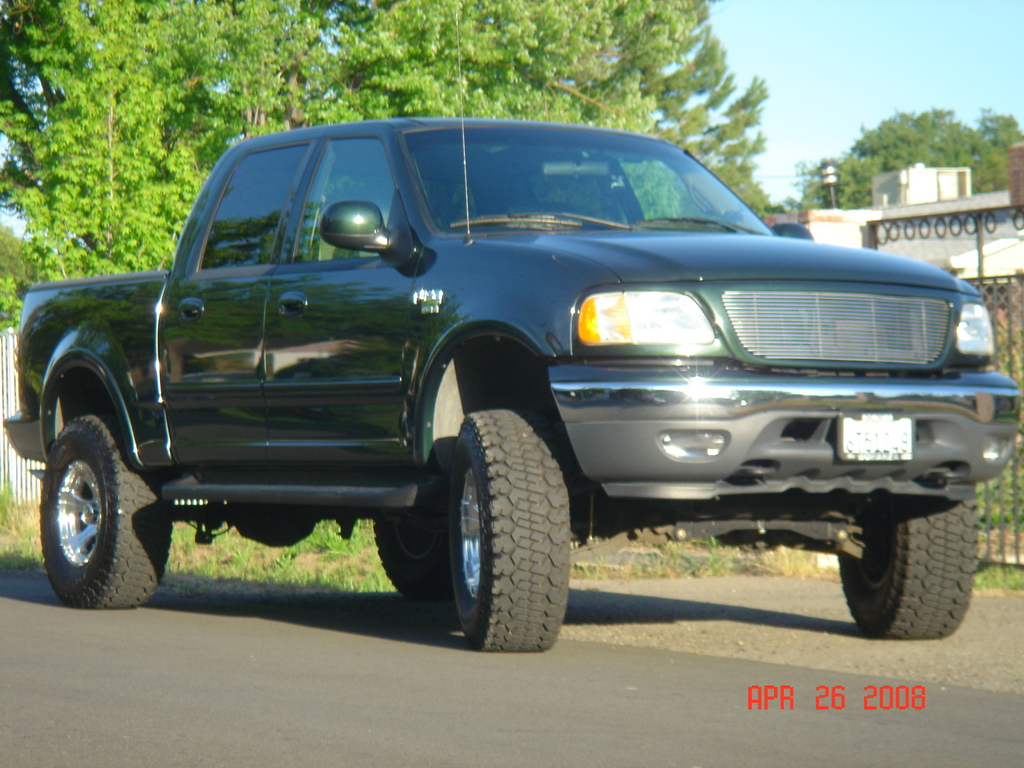 broncman66 2001 ford f150 supercrew cab specs photos modification. Cars Review. Best American Auto & Cars Review