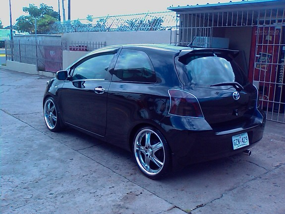 joseluisangel 2007 toyota yaris specs photos. Black Bedroom Furniture Sets. Home Design Ideas
