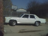 cwisener 1986 Ford LTD Crown Victoria 11040920