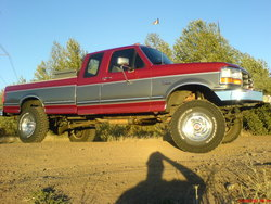 montsb70s 1992 Ford F150 Regular Cab