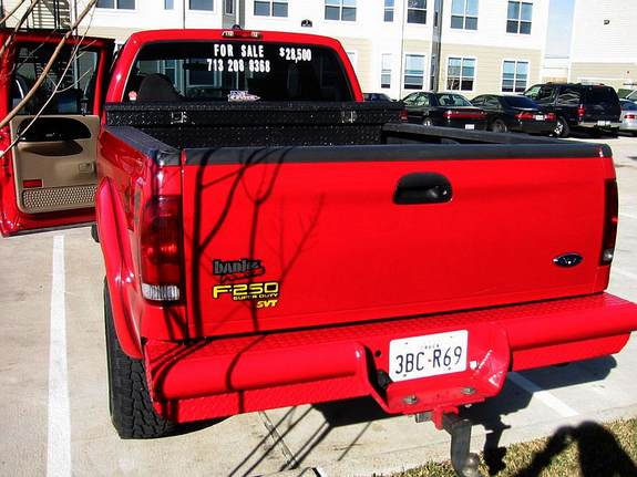 Another wflores 2000 Ford F250 Super Duty Crew Cab post... - 11041437