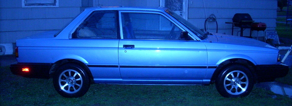 Another fantacmet 1988 Nissan Sentra post... - 11043785