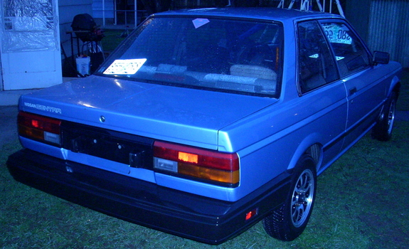 Another fantacmet 1988 Nissan Sentra post... - 11043786