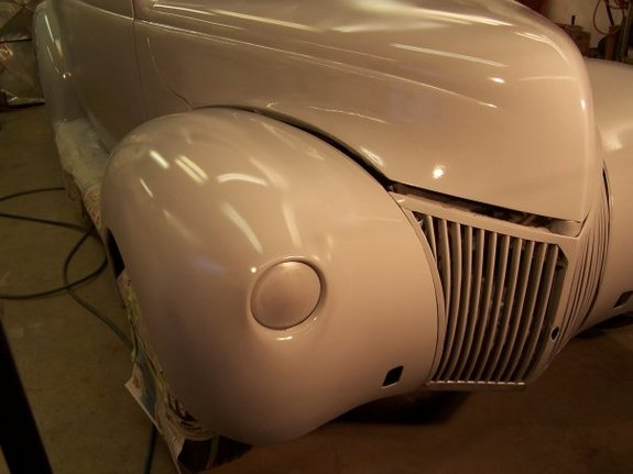 Another fortyfordsedan 1940 Ford Deluxe post... - 11045515