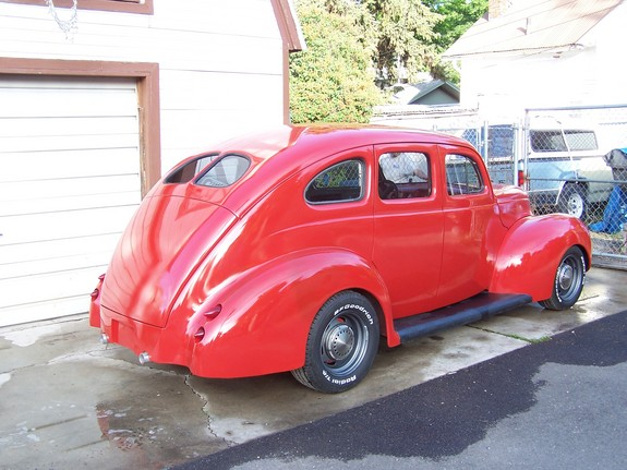 Another fortyfordsedan 1940 Ford Deluxe post... - 11045540