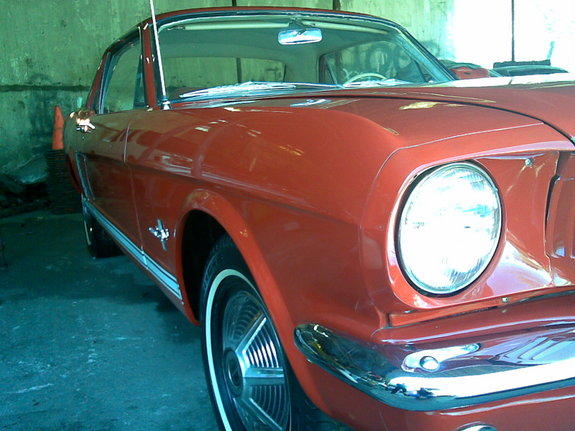 Another 168168 1965 Ford Mustang post... - 11045652