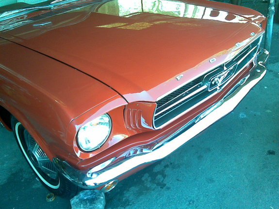 Another 168168 1965 Ford Mustang post... - 11045653