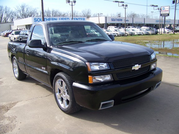 charlessclone 2004 chevrolet silverado 1500 regular cab. Black Bedroom Furniture Sets. Home Design Ideas