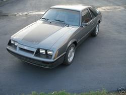 Apollo50 1986 Ford Mustang