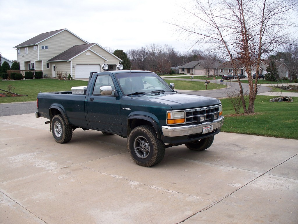 Large on 1993 Dodge Dakota 5 2 Specs