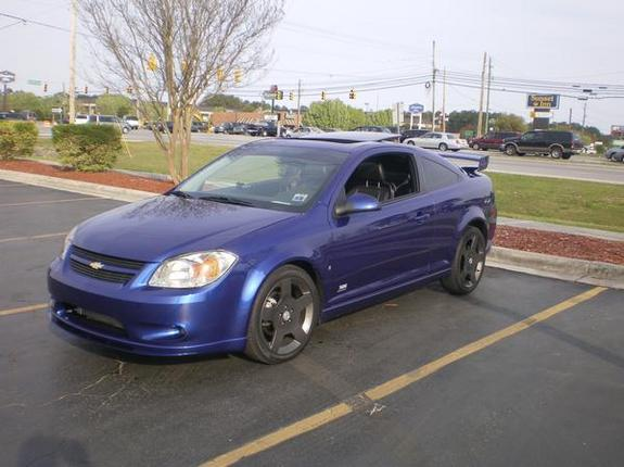 Cubano914 2006 Chevrolet CobaltSS Supercharged Coupe 2D