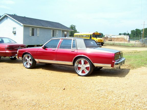 Another UTownBallers 1987 Chevrolet Caprice post... - 11050364